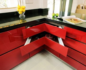 готови кухни лени стил