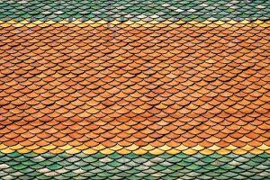 монтаж на битумни керемиди
