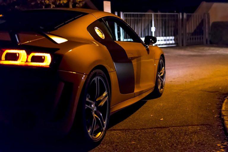 осветленине на автомобил