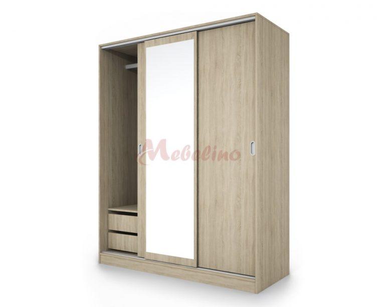 модерен гардероб
